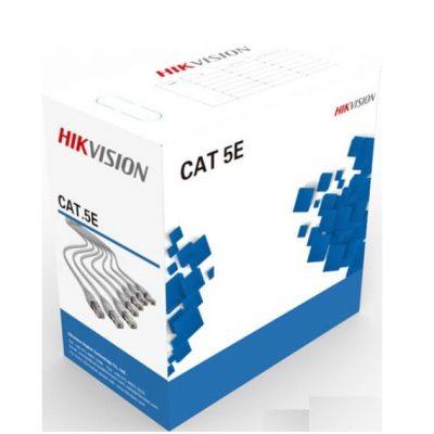 Cáp mạng CAT5E BC HIKVISION DS-1LN5E-E/E
