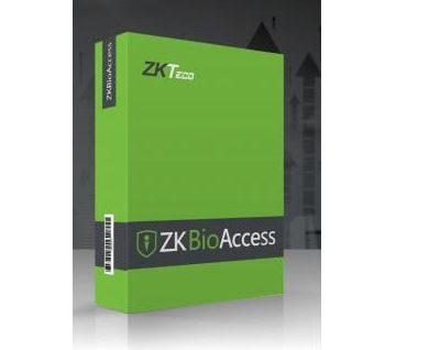 Phần mềm chấm công kiểm soát cửa Online 50 thiết bị ZKTeco BioAccess 50 Devices