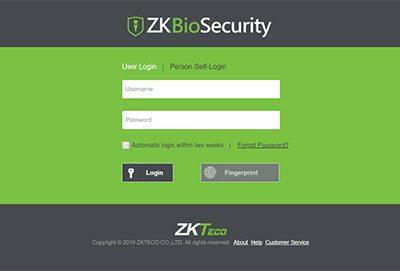 Phần mềm chấm công kiểm soát cửa Online 75 Door ZKTeco Bio Security Access Module (75 Door)