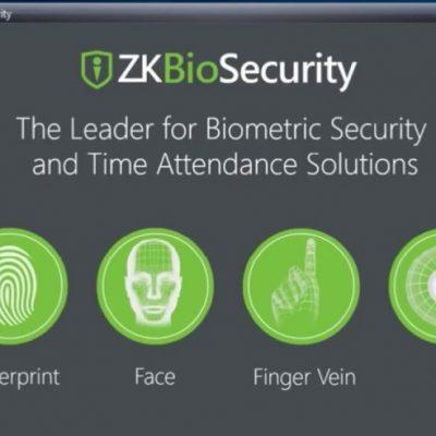 Phần mềm chấm công tập trung 100 thiết bị ZKTeco Bio Security Attendance (100 Device)