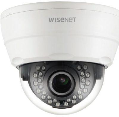 Camera Dome AHD hồng ngoại 2.0 Megapixel Hanwha Techwin WISENET HCD-E6070R