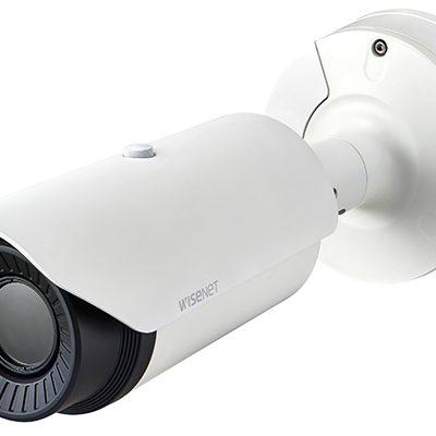Camera Thermal 0.3 Megapixel Hanwha Techwin WISENET TNO-4050T