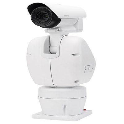 Camera IP nhiệt định vị 0.3 Megapixel Hanwha Techwin WISENET TNU-4041T