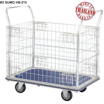 Xe đẩy hàng có lưới bảo vệ SUMO HB-213