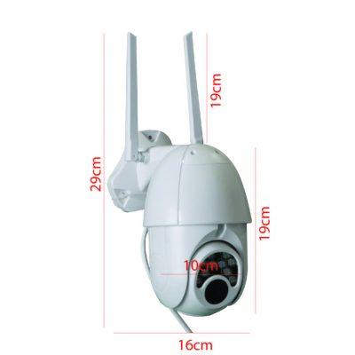 GSW360-Camera Wifi xoay 360-V380-Q10