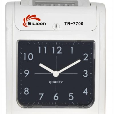 Máy chấm công thẻ giấy Silicon TR-7800