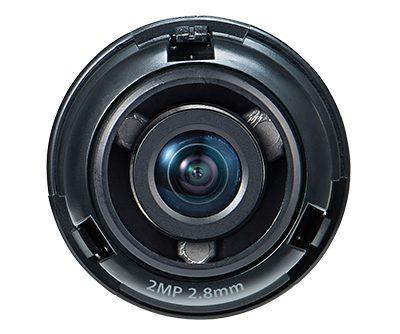 Ống kính camera 2.0 Megapixel Hanwha Techwin WISENET SLA-2M2800Q