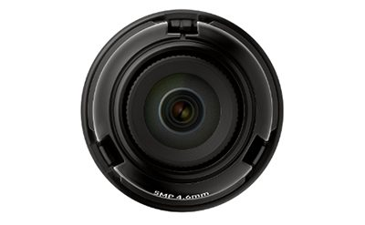 Ống kính camera 5.0 Megapixel Hanwha Techwin WISENET SLA-5M4600Q