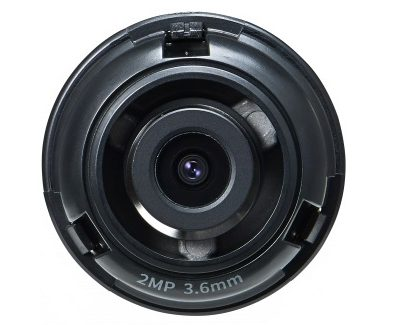 Ống kính camera 2.0 Megapixel Hanwha Techwin WISENET SLA-2M3600D