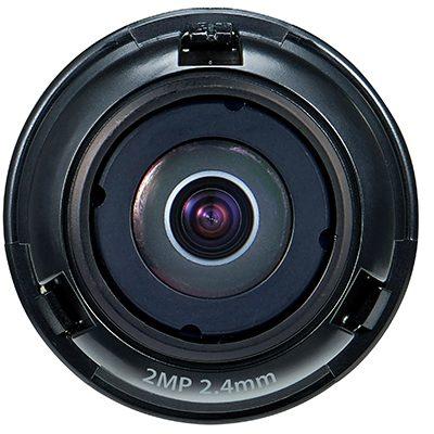 Ống kính camera 2.0 Megapixel Hanwha Techwin WISENET SLA-2M2400P