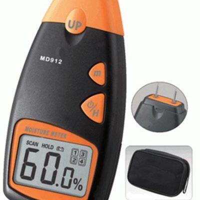 Đồng hồ đo độ ẩm gỗ M&MPro HMMD912