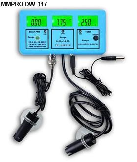 Máy đo chất lượng nước 5 trong 1 M&MPRO OW-117
