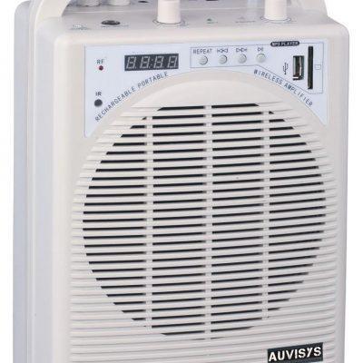 Thiết bị âm thanh trợ giảng cao cấp Auvisys USA AM-20UDFM