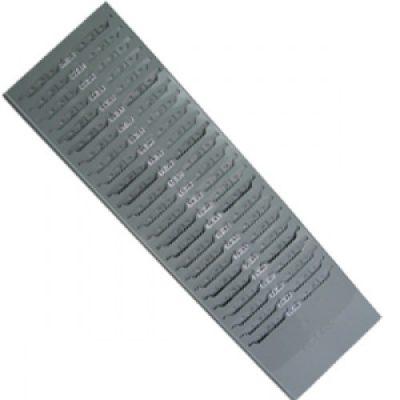 Giá để thẻ chấm công chứa được 50 thẻ ( nhựa – hàng VN)