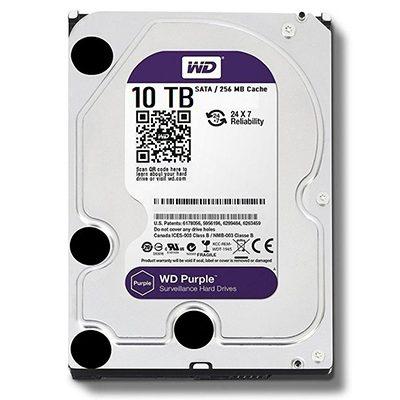 Ổ cứng chuyên dụng Purple 10TB WESTERN WD102PURZ