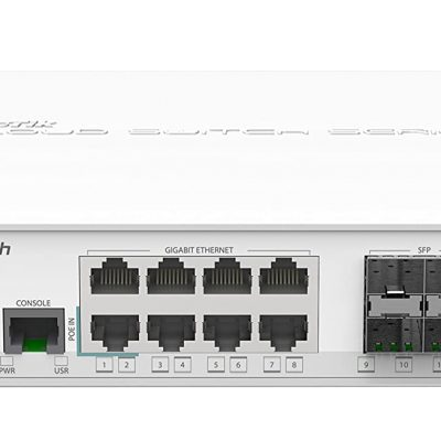 Router Switch Mikrotik CRS 112-8G-4S-IN