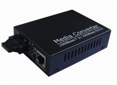 Chuyển đổi quang điện Media Converter Gigabit SINOVO SOT101-W-GM02S-02