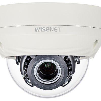 Camera Dome AHD hồng ngoại 4.0 Megapixel Hanwha Techwin WISENET HCV-7070RA