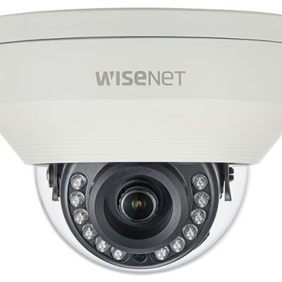 Camera Dome AHD hồng ngoại 4.0 Megapixel Hanwha Techwin WISENET HCV-7010RA