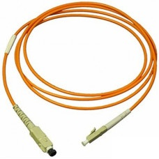 Fiber patch cord SC Multi-mode OM2 50/125µm DINTEK (1 mét)