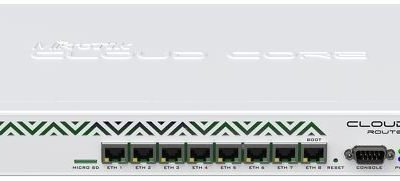 Enterprise Core Router Mikrotik CCR1036-8G-2S+EM