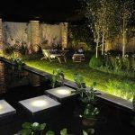 Lợi ích của việc sử dụng năng lượng mặt trời chiếu sáng sân vườn