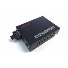 Bộ chuyển đổi quang Gigabit, Tx850/Rx850, Multi Mode, 2 sợi, 550m Aptek APM110