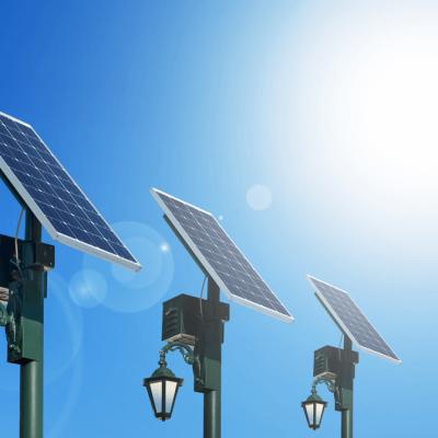 Lắp đặt đèn đường năng lượng mặt trời cần chú ý điều gì?