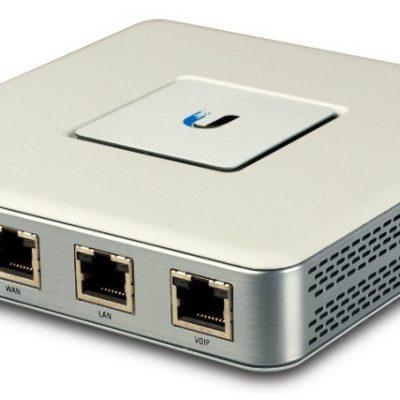 Router UBIQUITI UniFi Security Gateway