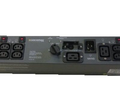 Manual Bypass SOCOMEC ENT-OP-PDU16