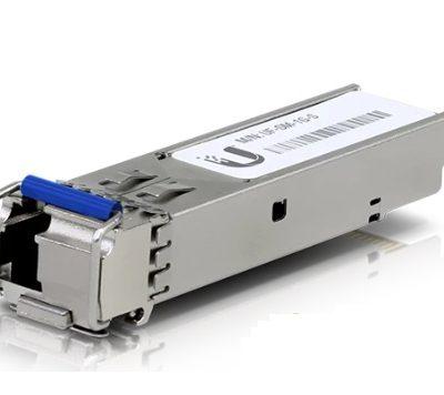 SFP Single-Mode Fiber 1.25Gbps Ubiquiti UF-SM-1G-S (1-Pair)