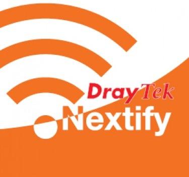 "Dịch vụ Wifi CRM ""DrayTek – Nextify"" gói cơ bản"