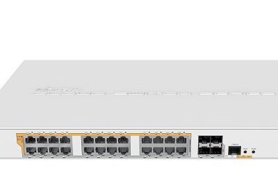 Cloud Router Switch Mikrotik CRS328-24P-4S+RM