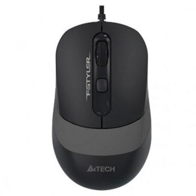 Mouse A4 Tech FM10 (xám, cam,xanh, trắng)