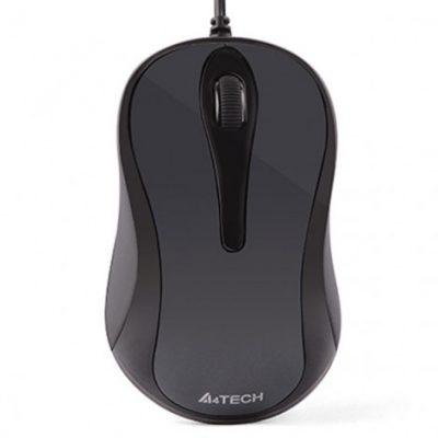 Mouse A4tech N-350 (đen,đỏ)