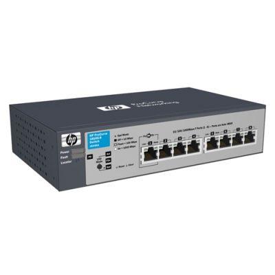 Smart-managed HP 1810-8 Switch – J9800A