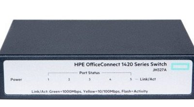 HP 1420 OfficeConnect 8-port Gigabit PoE+ Switch JH330A
