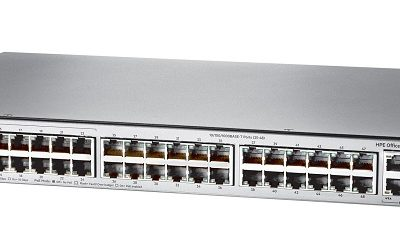 HP OfficeConnect 1850 48G 4XGT PoE+ Switch JL173A