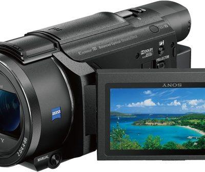 Máy quay phim Sony KTS FDR-AXP55