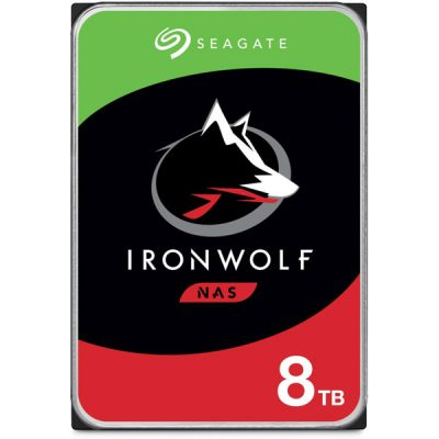 Ổ cứng HDD 8TB Seagate Ironwolf ST8000VN004