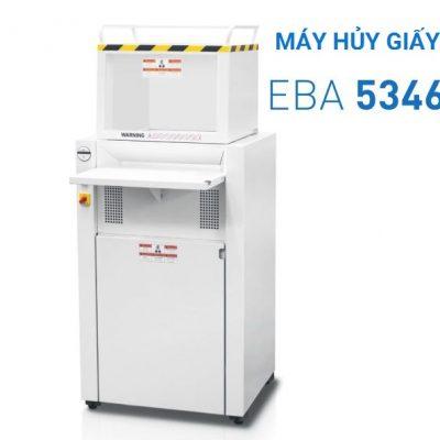 Máy hủy tài liệu EBA 5346C