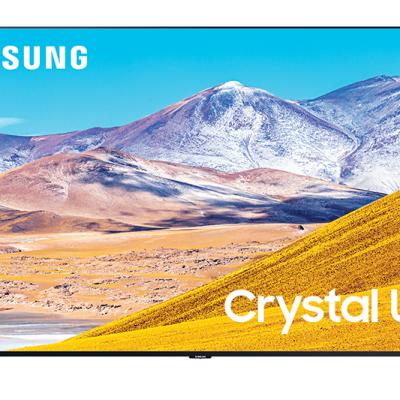 Smart Tivi Samsung 4K 82 inch 82TU8100 Crystal UHD (mã mới )