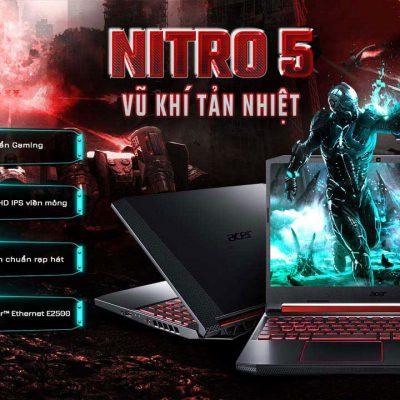 Laptop Acer Nitro 5 AN515-43-R9FD NH.Q6ZSV.003