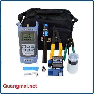 Bộ dụng cụ thi công cáp quang TL-06/FTTH-làm quang
