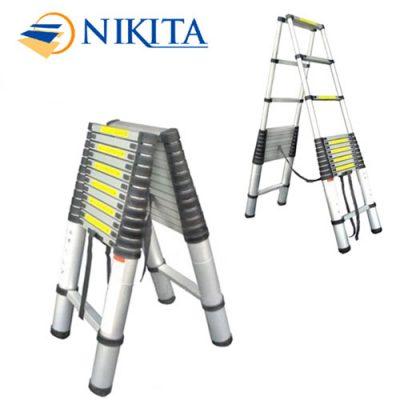 Thang rút đôi chữ A Nikita NKT-AA38