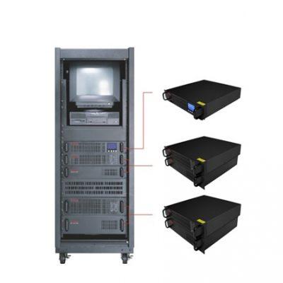 Rack Mount Online 10KVA UPS ZLPOWER RM10K-C