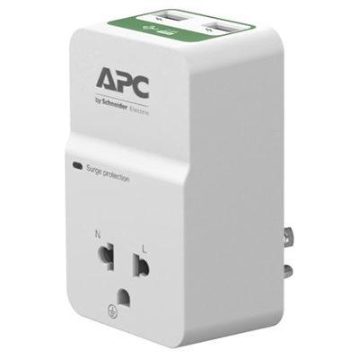 Ổ cắm điện chống sét APC PM1WU2-VN