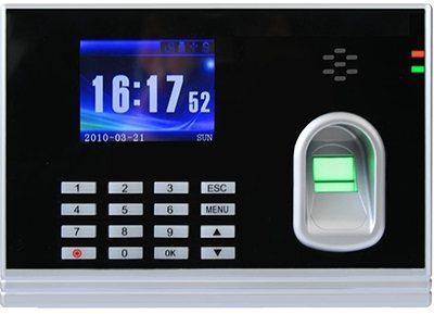 Máy chấm công vân tay và thẻ cảm ứng SMART TK-700FC