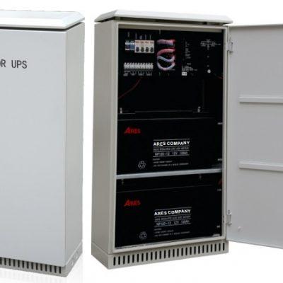 Bộ lưu điện UPS Outdoor ARES AR1000-OD38AH