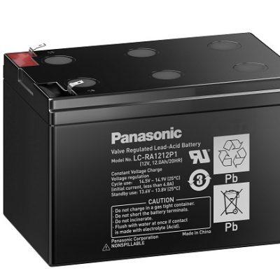 Ắc quy 12V-12Ah PANASONIC LC-RA1212P1